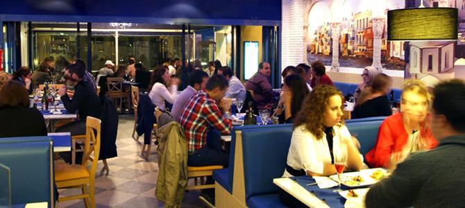 restaurants puerto marina benalmadena
