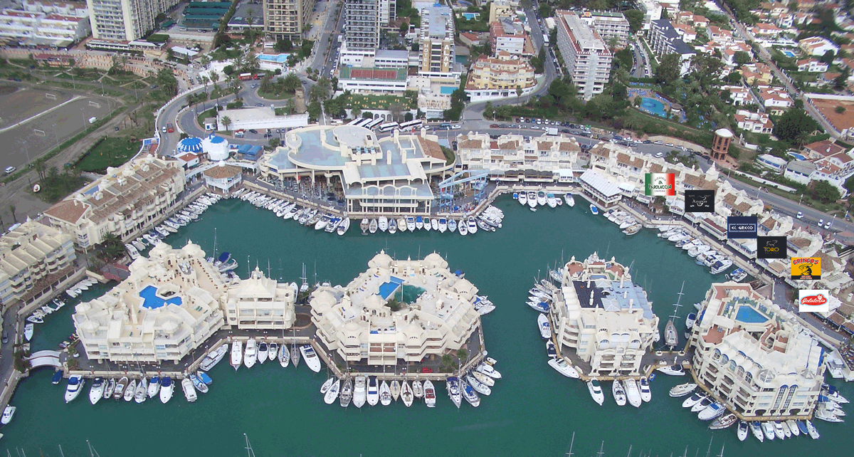 Port of Benalmadena-Marina