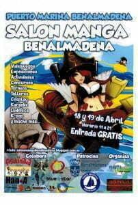 salon del manga benalmadena 18 19 abril
