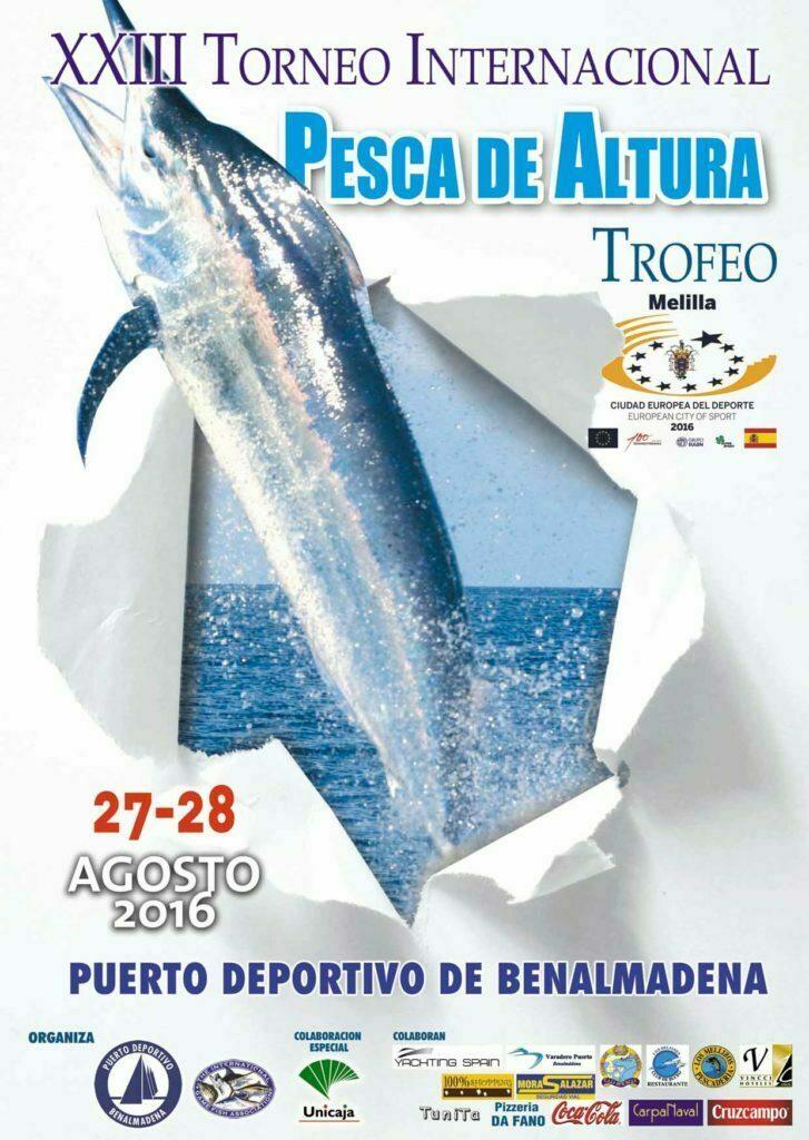 XXIII Torneo de Pesca de Altura Benalmádena